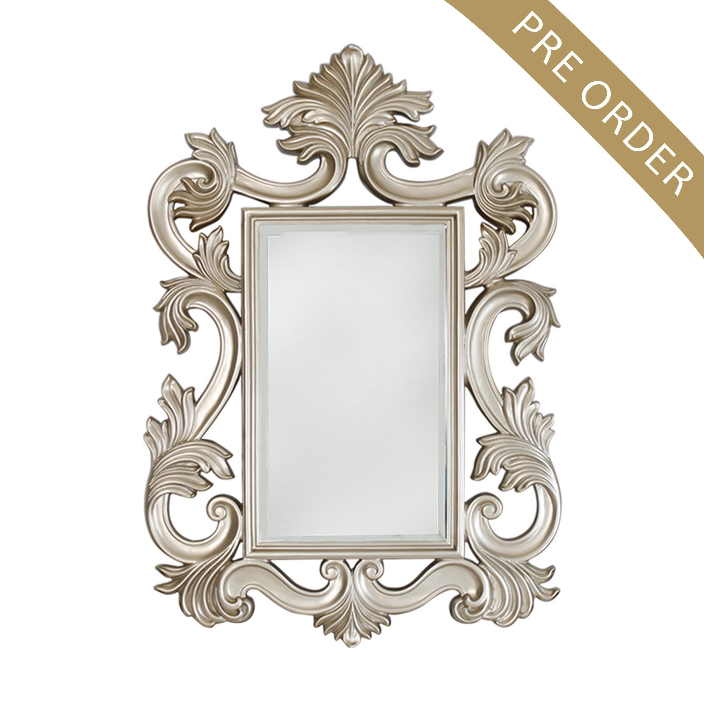 Baroque Mirrors – Surripui Regarding Baroque Wall Mirror (View 19 of 20)