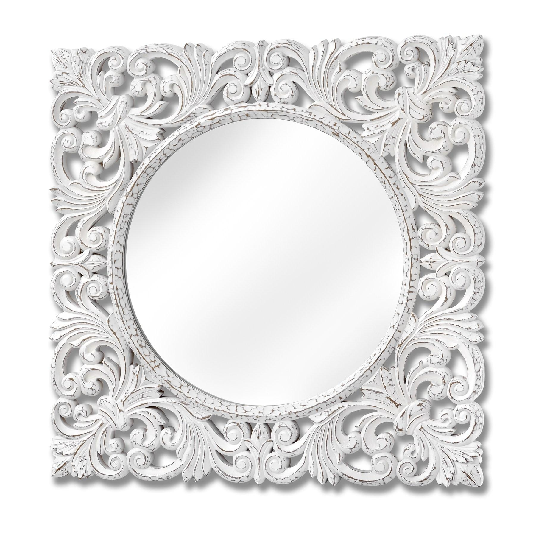 Baroque Style Wall Mirror – Mira Design Interiors Throughout Baroque Wall Mirror (View 7 of 20)