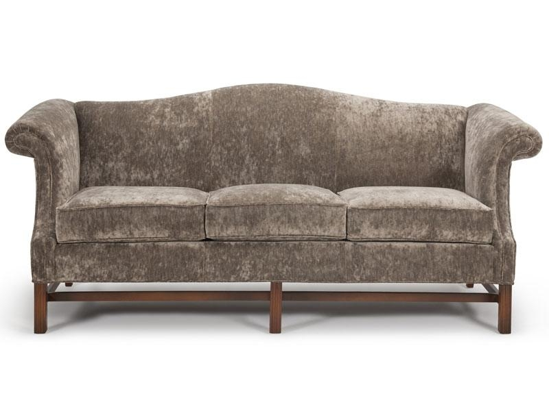 Barrymore Furniture – Chippendale Camelback Sofa With Chippendale Camelback Sofas (Image 9 of 20)
