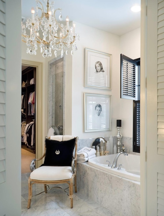 Bathroom Chandelier Design Ideas Regarding Wall Mounted Bathroom Chandeliers (Image 5 of 25)