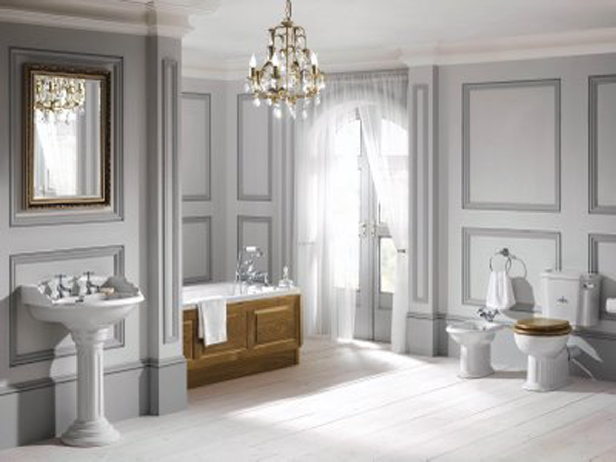 Featured Image of Chandeliers For The Bathroom