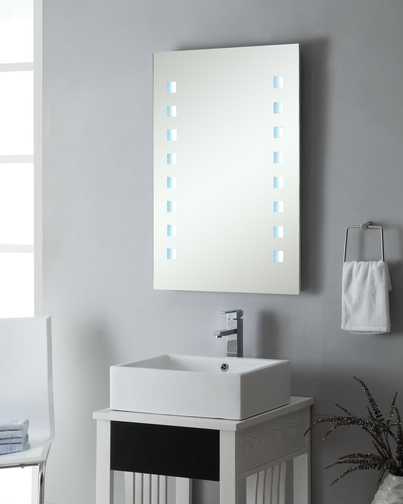 Bathroom : Fresh Contemporary Bathroom Mirrors Design Ideas Modern Throughout Modern Contemporary Mirrors (View 2 of 20)