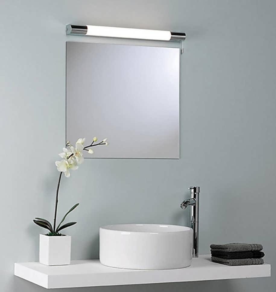Bathroom : Lighted Mirrors For Bathrooms Modern Large Modern Regarding Large Modern Mirror (Image 4 of 20)