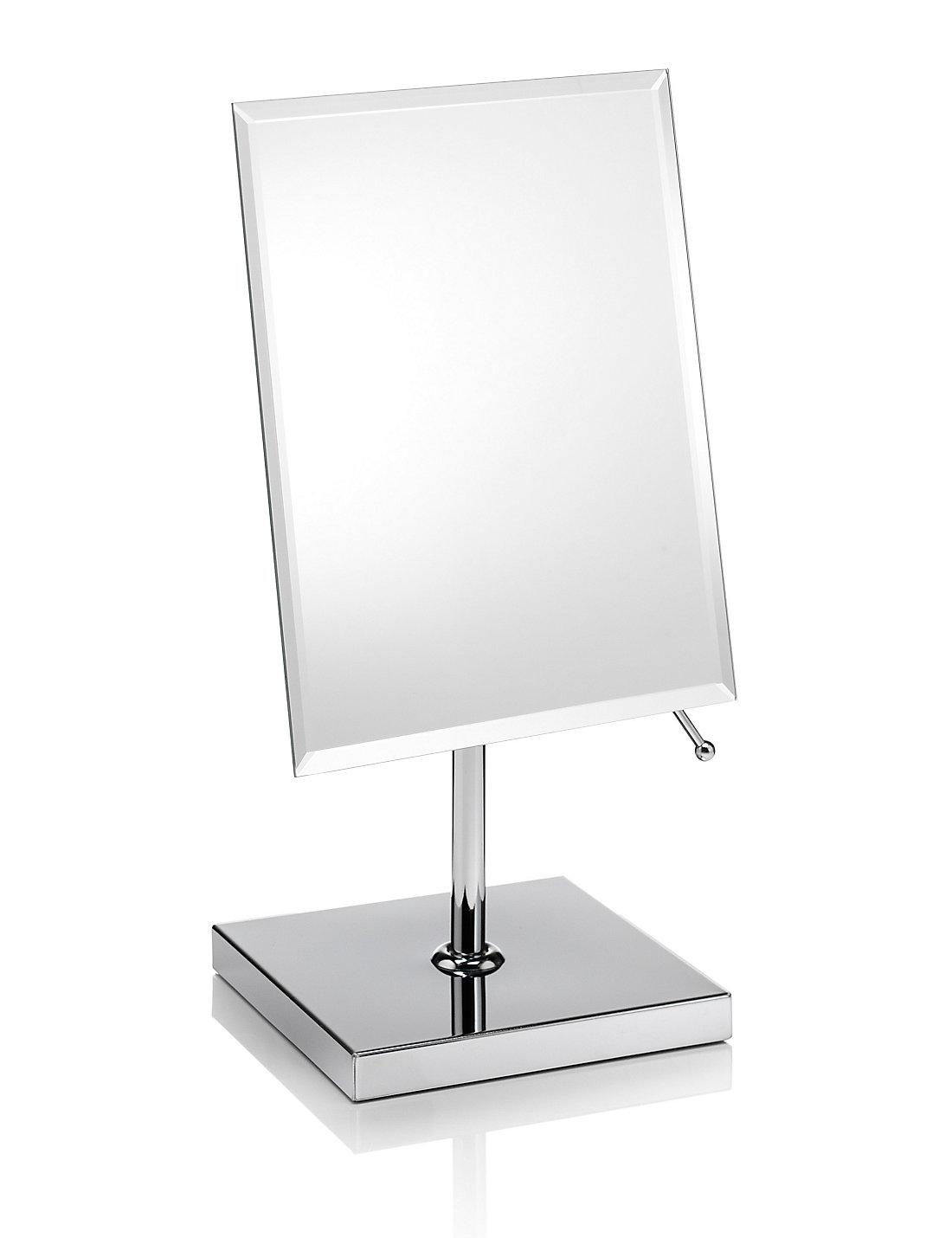 Bathroom Mirror Stand Best 2017 In Free Standing Table Image 1 Of