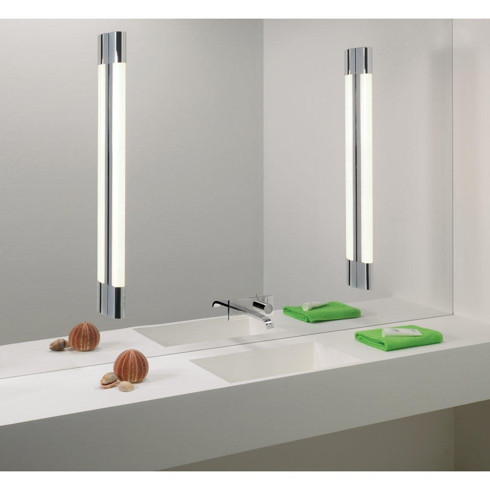 Bathroom Mirror Wall Lights – An Overlooked Light | Warisan Lighting Within Mirror Wall Light (Image 5 of 20)