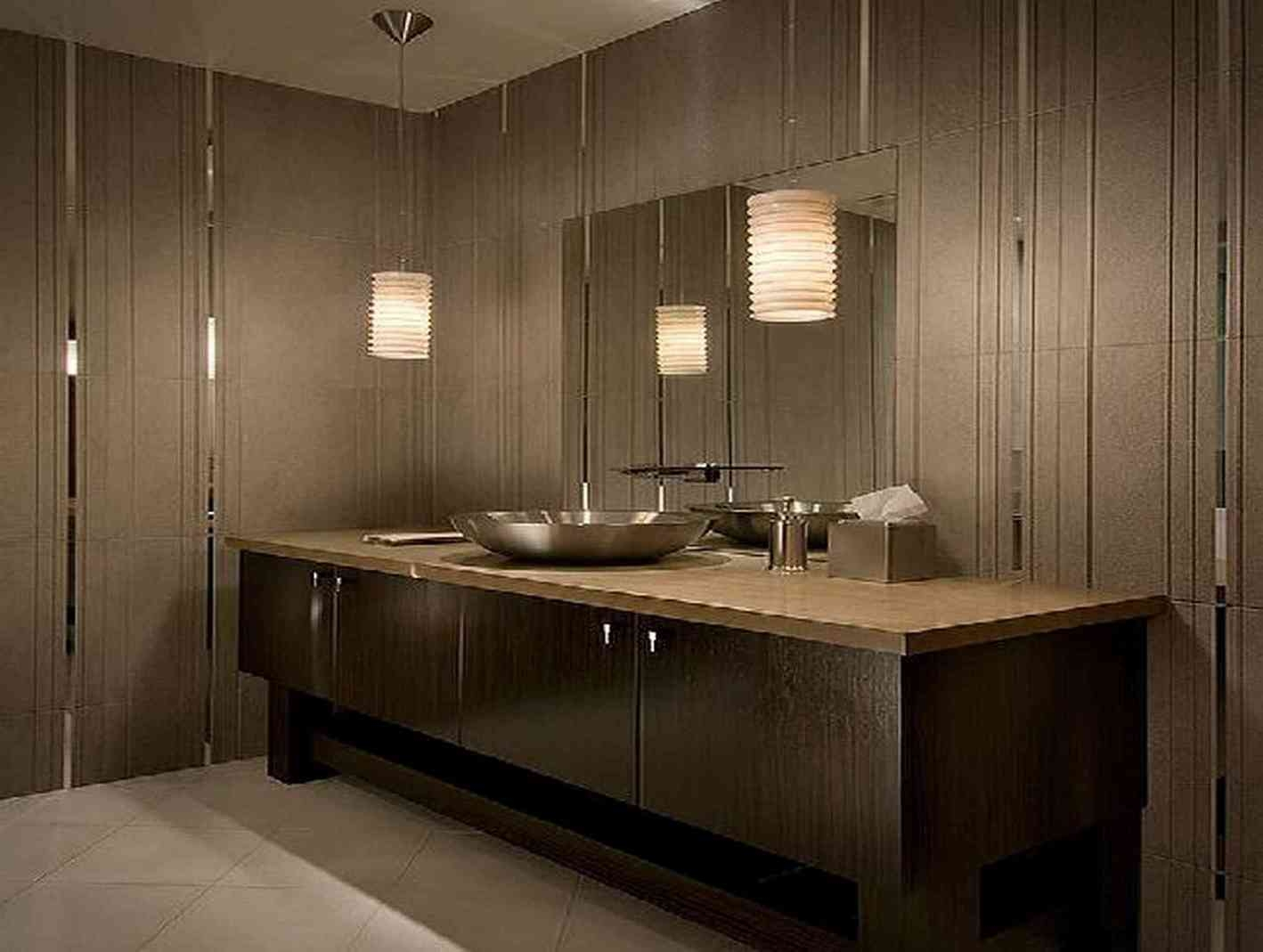 Bathroom Modern Bathroom Light Fixtures Modern Light Fixtures Regarding Bathroom Lighting Chandeliers (Image 12 of 25)