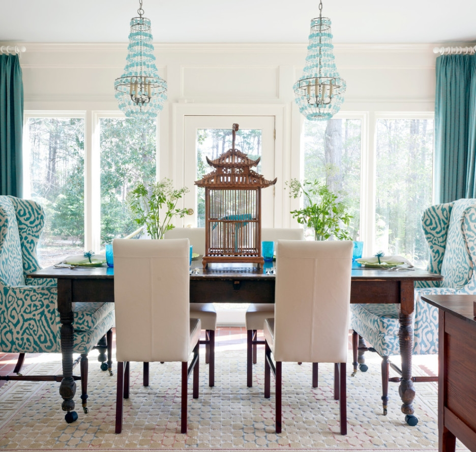 Beautiful Dining Room Lighting 4 Light Chandelier Empire Crystal Within Turquoise Empire Chandeliers (Image 10 of 25)
