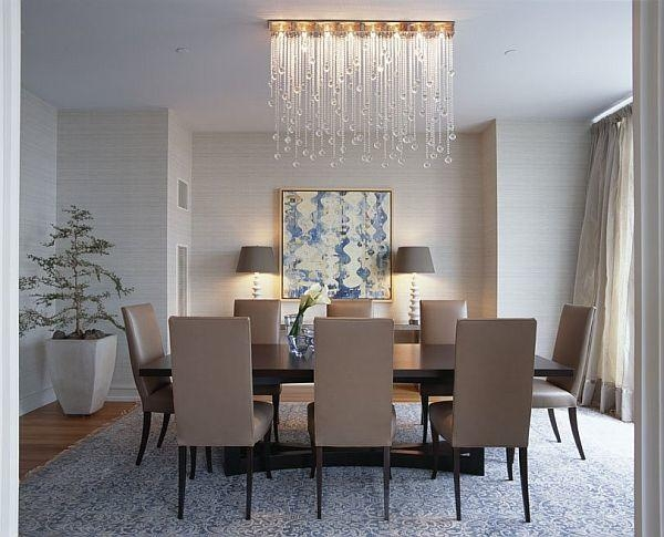 Beautiful Dining Table Chandelier 17 Best Ideas About Dining Table Pertaining To Lights For Dining Tables (Image 4 of 20)