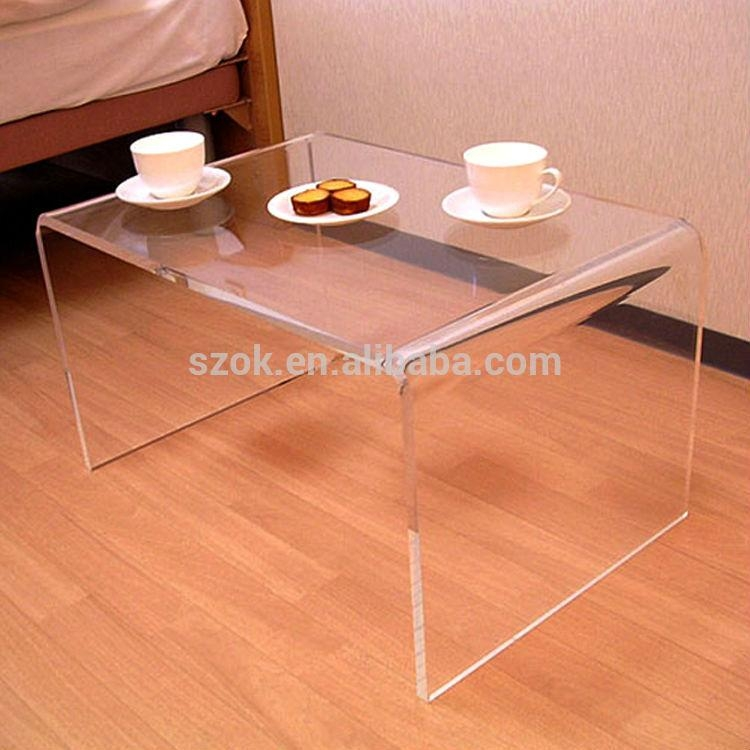 Beautiful Funny Clear Plastic Dining Table And Chair From China Intended For Clear Plastic Dining Tables (Image 5 of 20)