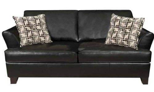 Beautiful Leather Sofa Sleepers Leather Sleeper Sofa Beds Club Intended For Black Leather Convertible Sofas (Image 2 of 20)