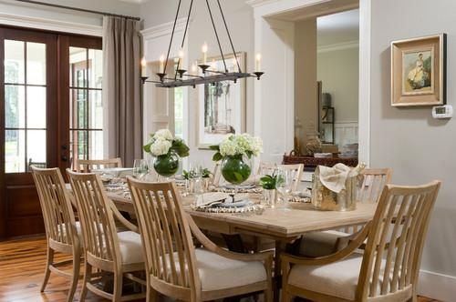 Beautiful Light Fixture Over Dining Table! Can You Share Who Makes It With Regard To Over Dining Tables Lights (Image 3 of 20)