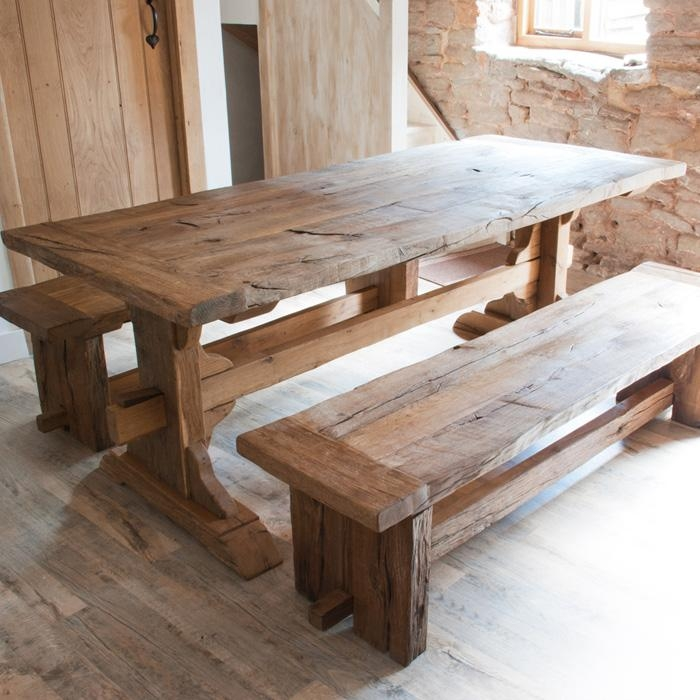 Beautiful Rustic Dining Room Sets For Your Home | Home Design Blog Intended For Cheap Reclaimed Wood Dining Tables (View 6 of 20)