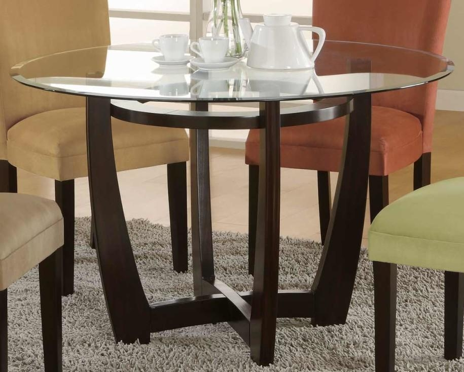 Beautifully Idea Circular Dining Table | All Dining Room With Regard To Circular Dining Tables (View 7 of 20)