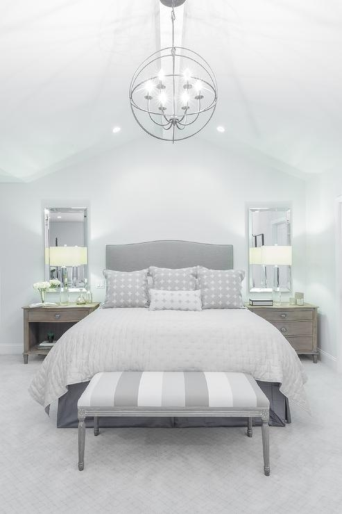 Bedroom Crystal Lamp Contemporary Bedroom Niche Interiors Pertaining To Chandelier Night Stand Lamps (Image 8 of 25)