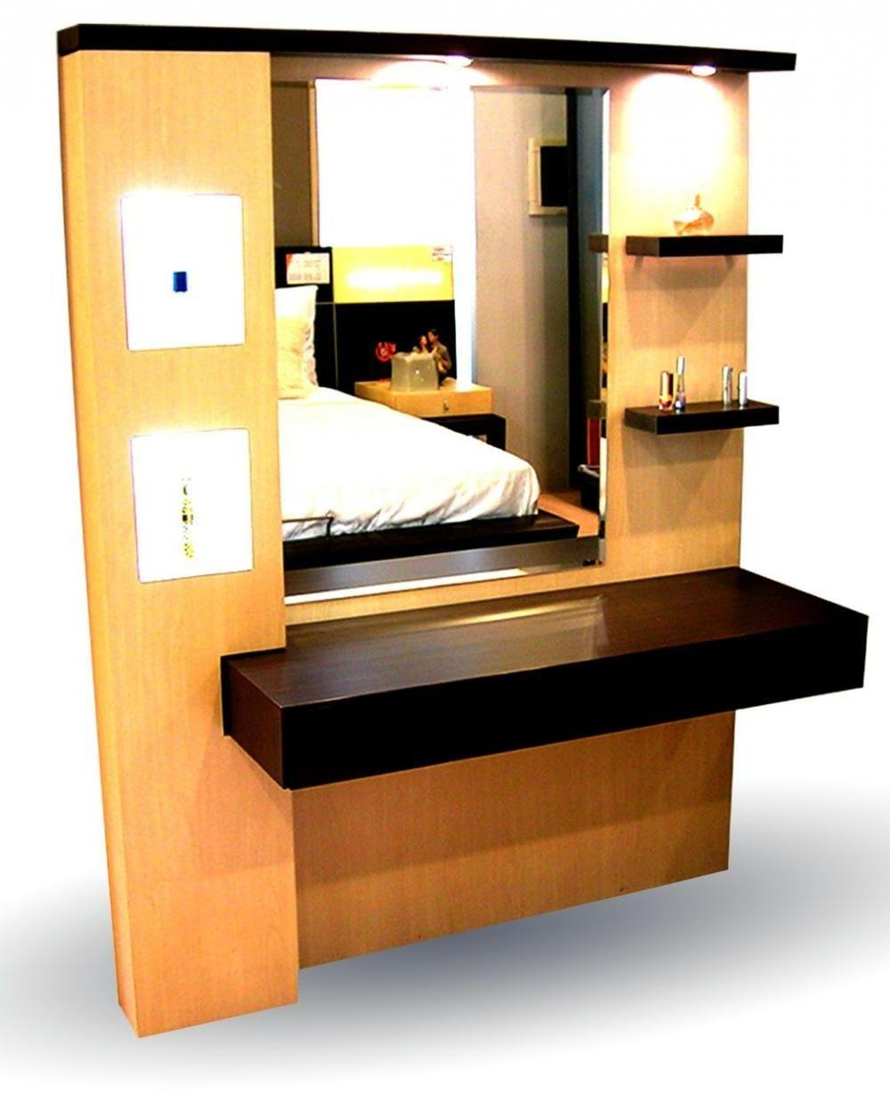 Bedroom Dressing Table Designs With Full Length Mirror For Girls Throughout Dressing Table With Long Mirror (Image 4 of 20)