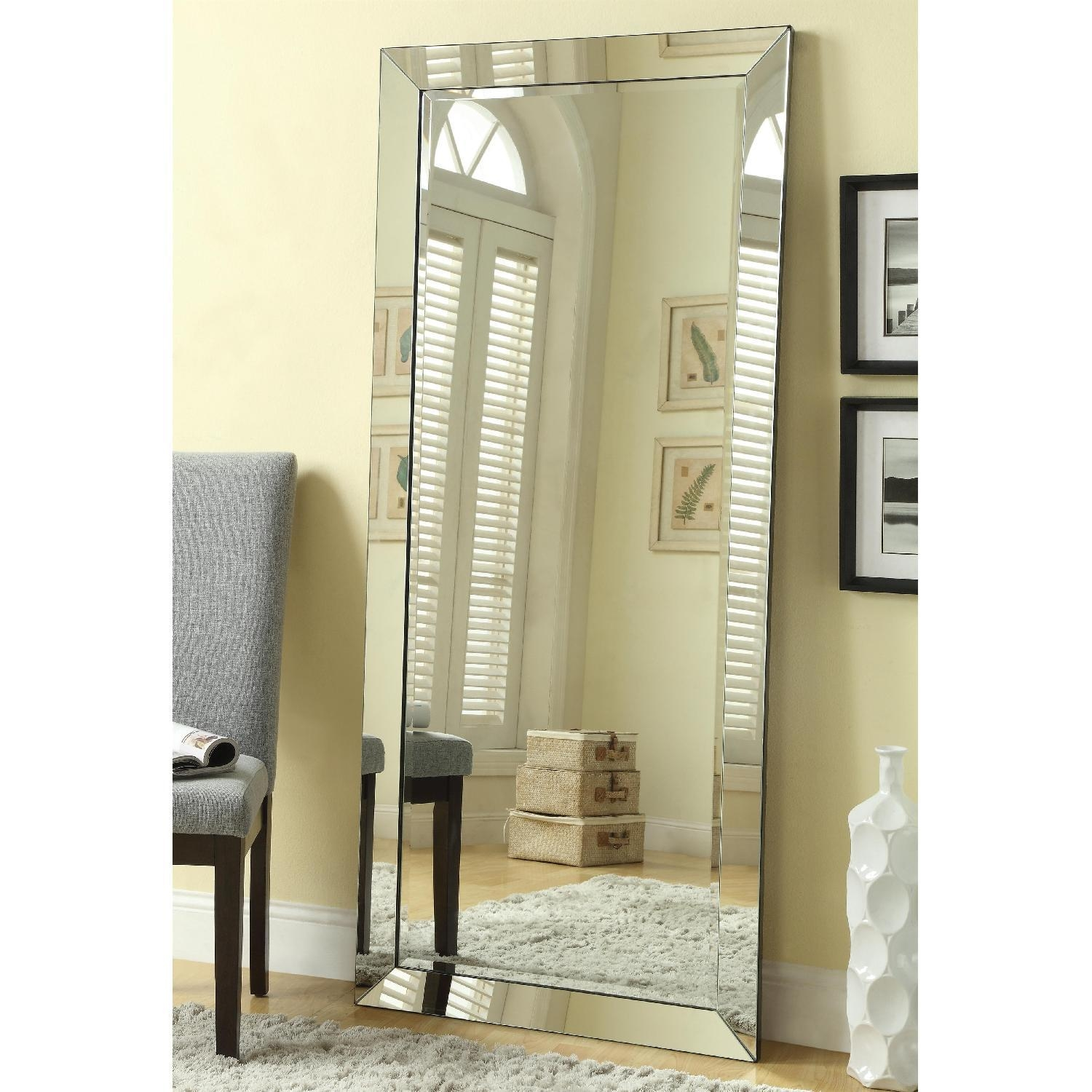 Bedroom Furniture : Unique Mirrors Full Length Mirror Small With Shabby Chic Long Mirror (Image 2 of 20)