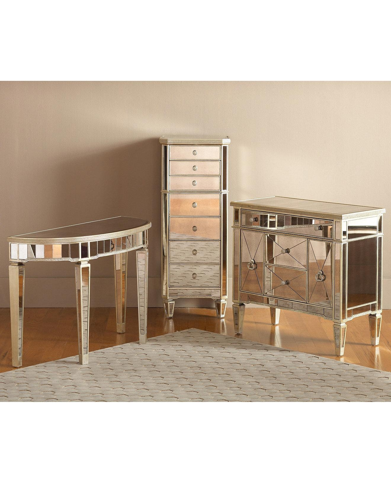 Bedroom Mirrored Furniture Ebay Sale Canada Uk | Tamingthesat With Regard To Mirrored Furniture (Image 3 of 20)