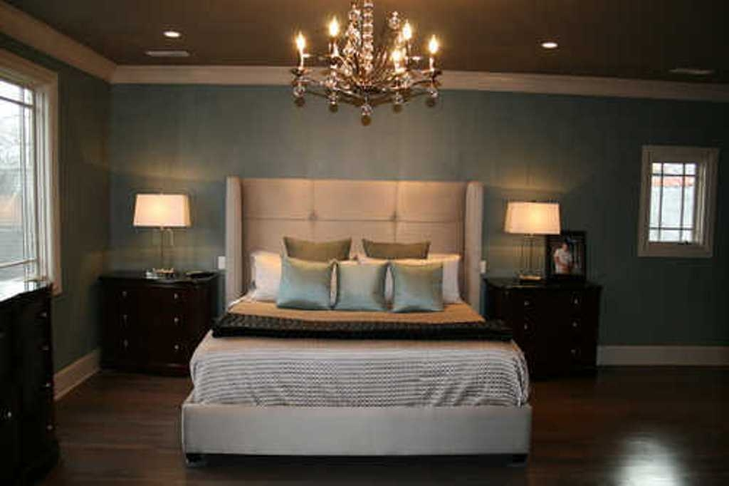 Bedroom Table Lamps In Chandelier Night Stand Lamps (Image 9 of 25)