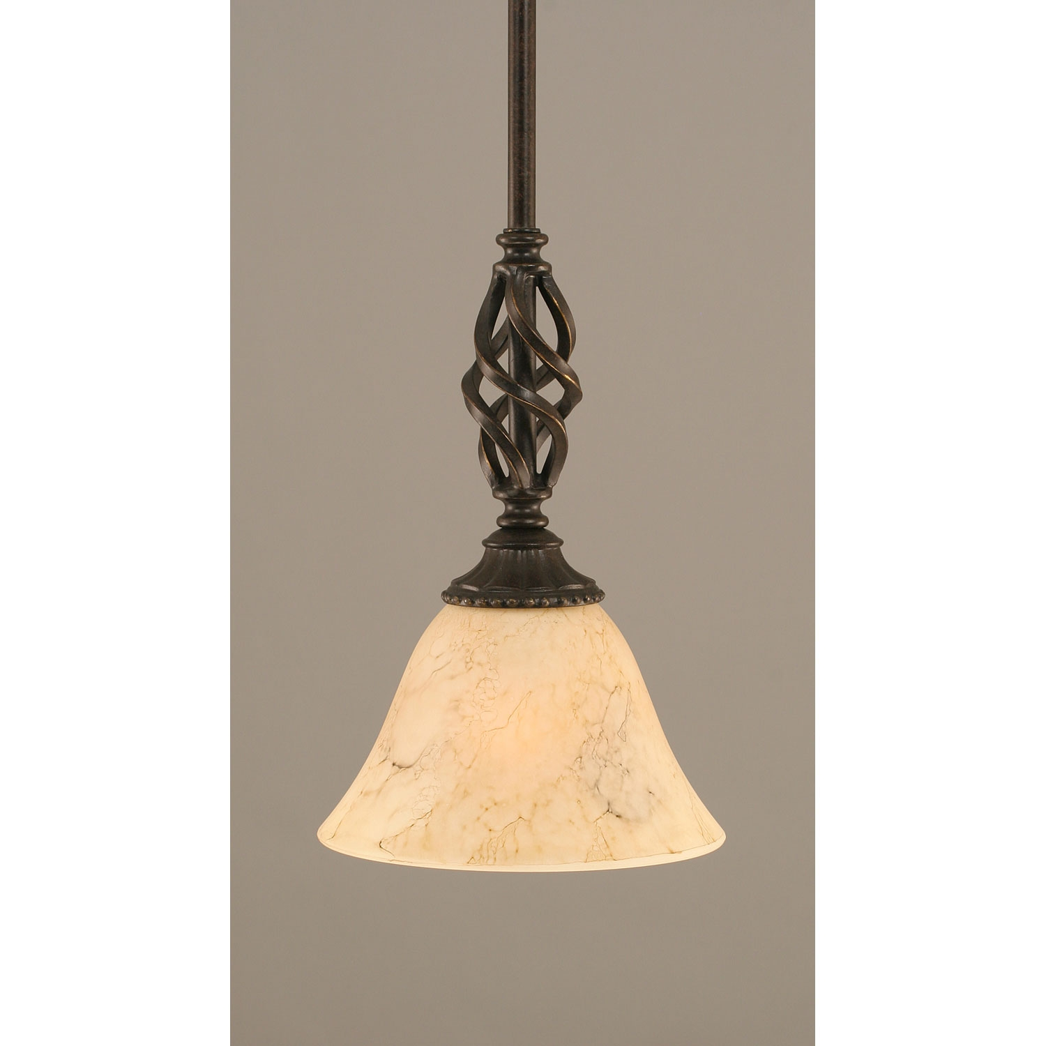 Bellacor Stem Mini Pendant Lights Add A Cheery Glow To Any Room In With Regard To Short Chandelier Lights (Image 5 of 25)