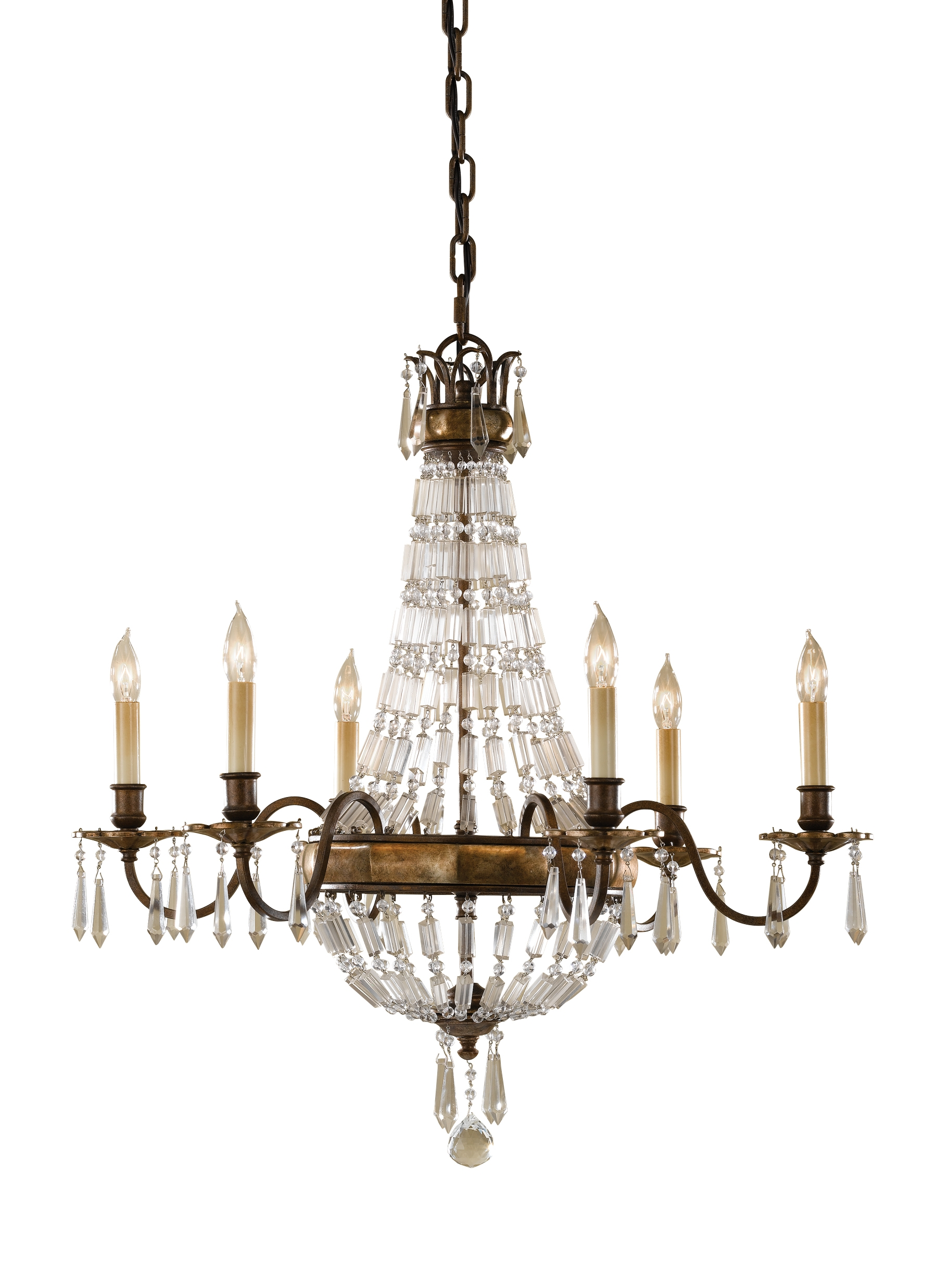 Bellini From Feiss For Feiss Chandeliers (Image 1 of 25)