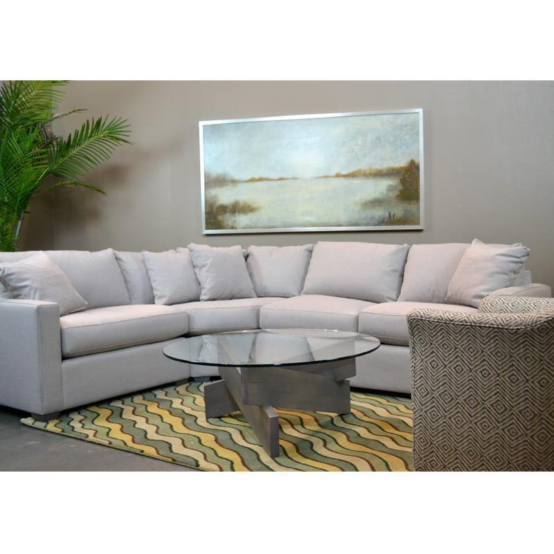 Bemodern Bradley Sectional Sofa – Belfort Furniture – Sofa Sectional Intended For Bradley Sectional Sofas (Image 8 of 20)