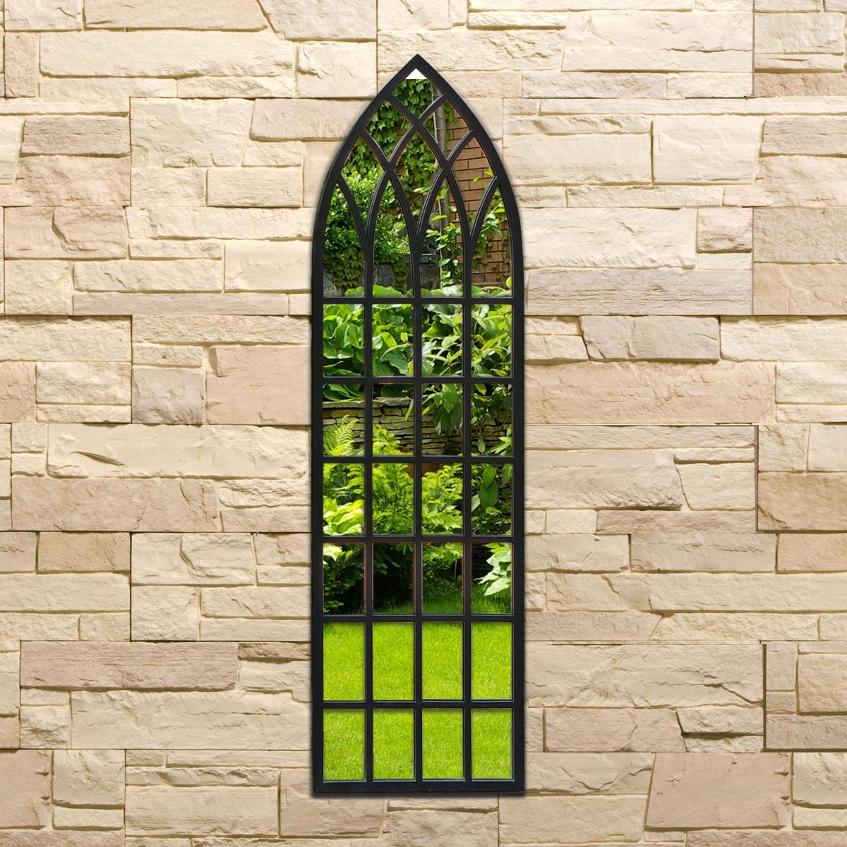 Bentley Garden Gothic Style Mirror | Buydirect4U In Gothic Style Mirror (View 14 of 20)
