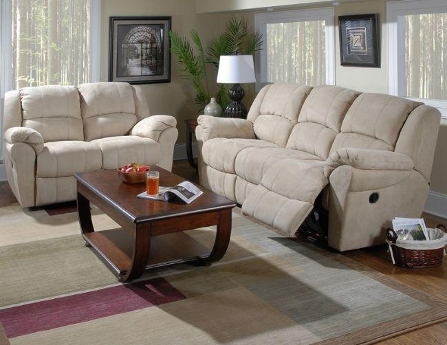 Berkline Reclining Leather Loveseat (Image 6 of 20)