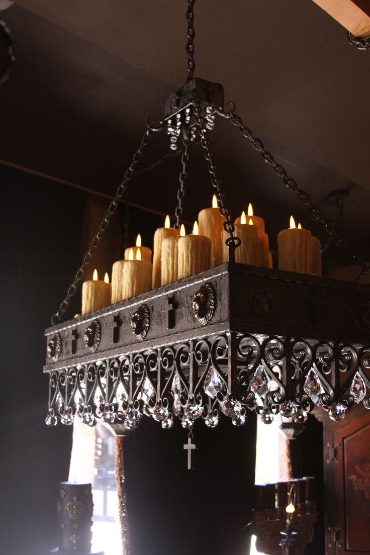 Best 10 Gothic Chandelier Ideas On Pinterest Gothic Gothic With Regard To Led Candle Chandeliers (Image 1 of 25)