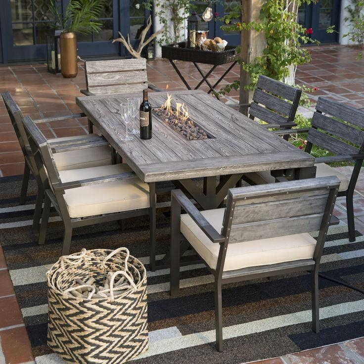 Picnic Table Dining Room Sets: 20+ Garden Dining Tables And Chairs