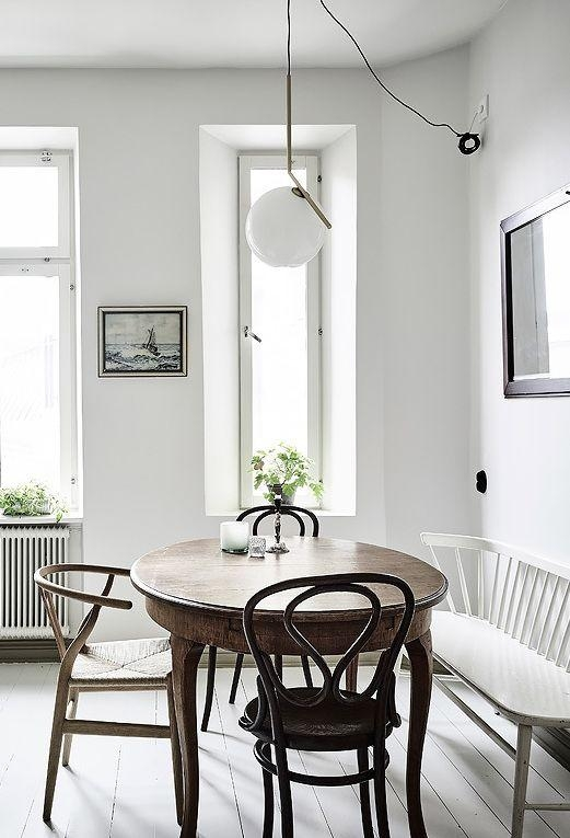 Best 10+ Small Dining Tables Ideas On Pinterest | Small Table And For Small Two Person Dining Tables (Photo 14 of 20)