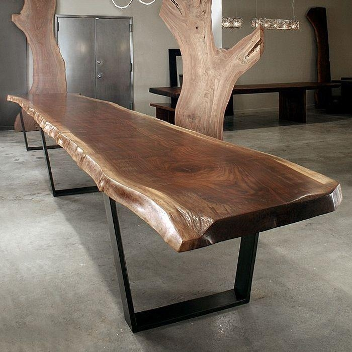 Best 10+ Tree Table Ideas On Pinterest | Natural Wood Table, Log In Tree Dining Tables (Image 3 of 20)