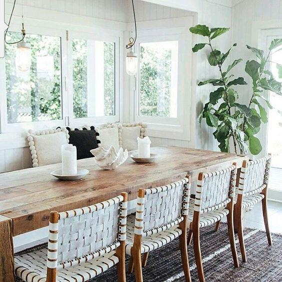 Best 20+ Beach Style Dining Tables Ideas On Pinterest | Beach Pertaining To Coastal Dining Tables (View 2 of 20)