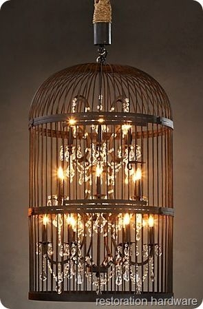 Best 20 Birdcage Chandelier Ideas On Pinterest Birdcage Light Intended For Turquoise Birdcage Chandeliers (View 7 of 25)