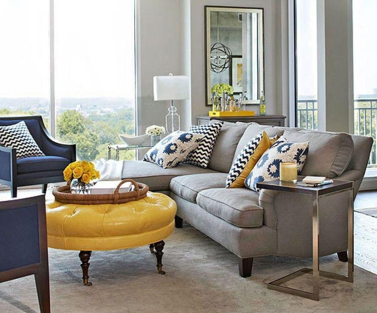 Best 20+ Blue Grey Rooms Ideas On Pinterest | Blue Grey Walls Inside Blue Gray Sofas (Image 4 of 20)