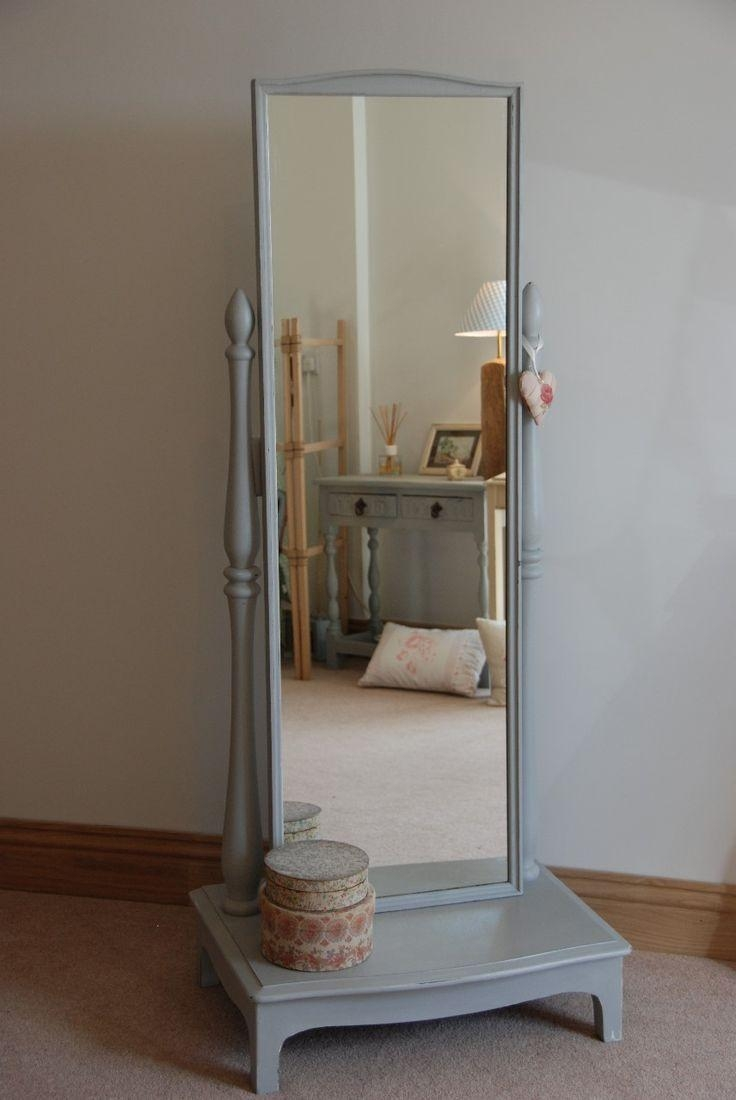 Best 20+ Cheval Mirror Ideas On Pinterest | Beautiful Mirrors Intended For Free Standing Mirror With Drawer (Image 4 of 20)