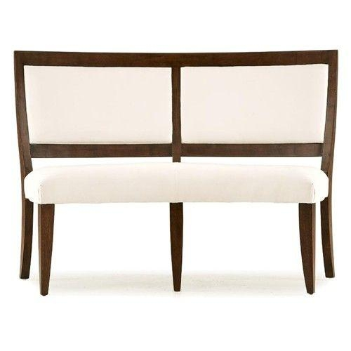 Best 20+ Dining Bench With Back Ideas On Pinterest | Dining Booth In Bench With Back For Dining Tables (Image 5 of 20)