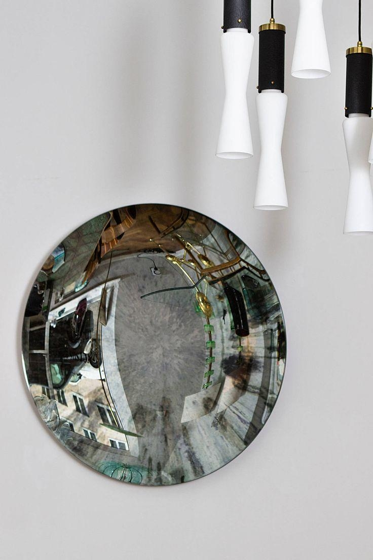 Best 20+ Espejo Concavo Ideas On Pinterest | Leonardo Da Vinci For Concave Wall Mirror (View 8 of 20)