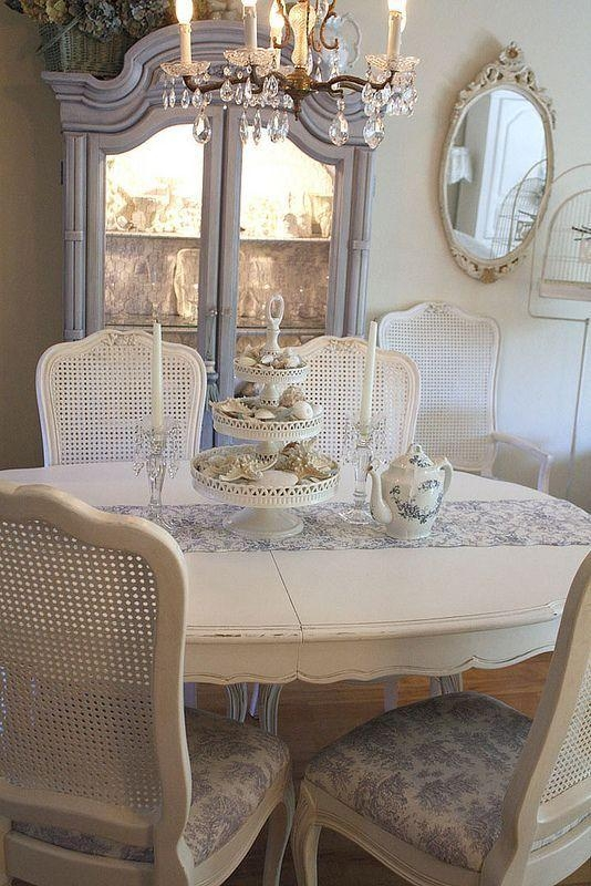 Best 20+ French Country Dining Room Ideas On Pinterest | French Within French Chic Dining Tables (Image 5 of 20)