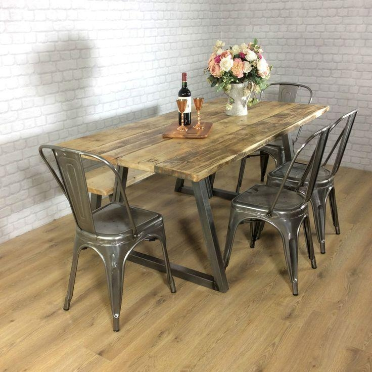 Featured Image of Industrial Style Dining Tables