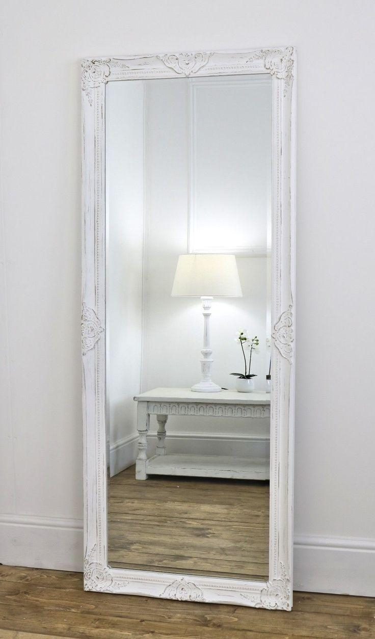 Best 20+ Large Floor Mirrors Ideas On Pinterest | Floor Mirrors With Ornate Floor Mirrors (View 20 of 20)