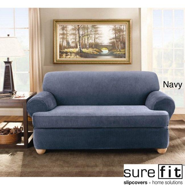 Best 20+ Loveseat Slipcovers Ideas On Pinterest | Farmhouse Futon With Regard To Loveseat Slipcovers T Cushion (Image 3 of 20)