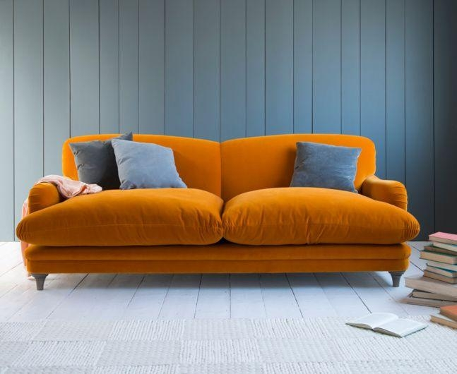 Featured Image of Burnt Orange Sofas