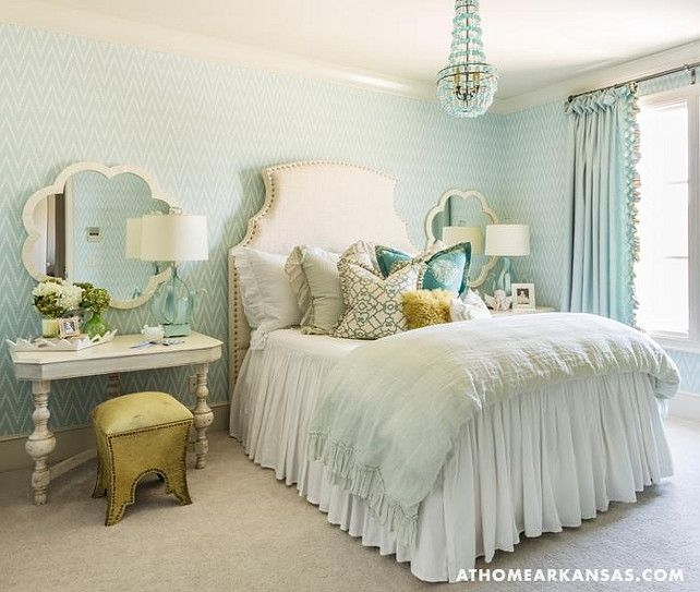 Best 20 Turquoise Bedrooms Ideas On Pinterest Turquoise Bedroom Inside Turquoise Bedroom Chandeliers (Image 10 of 25)