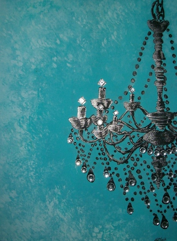 Best 20 Turquoise Chandelier Ideas On Pinterest French Bistro For Turquoise Color Chandeliers (View 18 of 25)