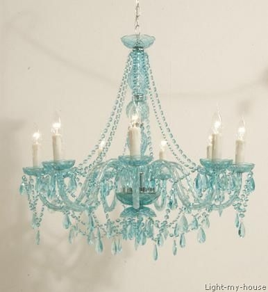 Best 20 Turquoise Chandelier Ideas On Pinterest French Bistro Inside Turquoise Gem Chandelier Lamps (Image 14 of 25)