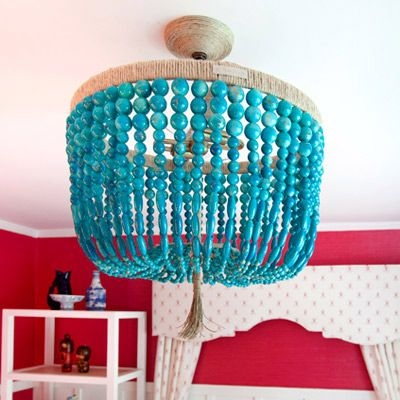 Best 20 Turquoise Chandelier Ideas On Pinterest French Bistro With Turquoise Blue Beaded Chandeliers (Image 12 of 25)