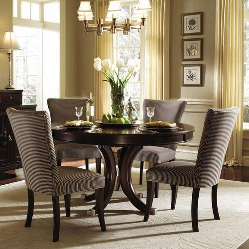 Best 25+ 60 Round Dining Table Ideas On Pinterest | Round Dining Inside Circular Dining Tables (Image 7 of 20)
