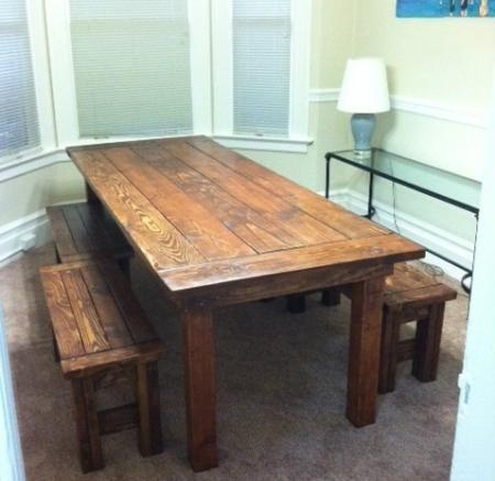 Best 25+ Barn Table Ideas On Pinterest | Diy House Projects, Kreg Within Barn House Dining Tables (View 17 of 20)