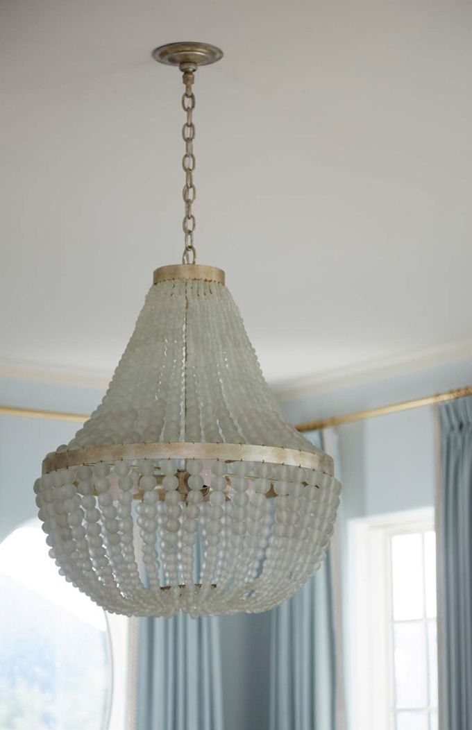 Best 25 Beaded Chandelier Ideas Only On Pinterest Bead In Turquoise Beaded Chandelier Light Fixtures (View 13 of 25)