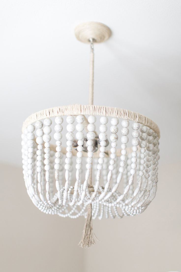 Best 25 Beaded Chandelier Ideas Only On Pinterest Bead With Regard To Turquoise Wood Bead Chandeliers (Image 9 of 25)